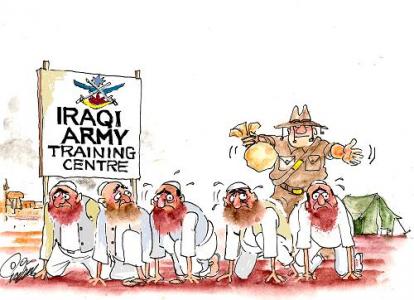 07032015 Iraqi ARMY Training S