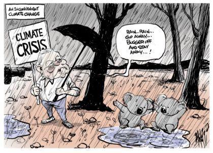 An Inconvenient Climate Change