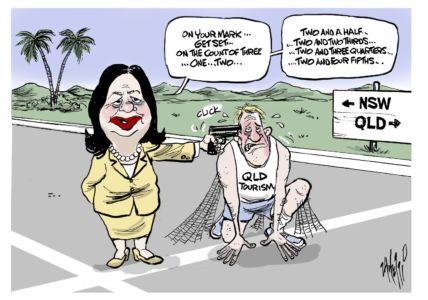 QLD Tourism