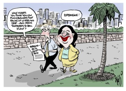 Virgin QLD Government