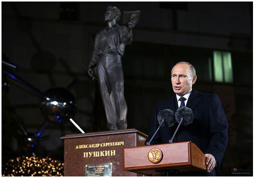 Putin in Syrian Conflict