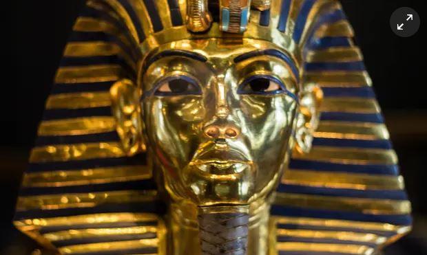 Gold Mummy