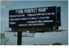 Billboard Mohammed Perfect Man
