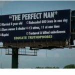 Billboard Mohammed Perfect Man