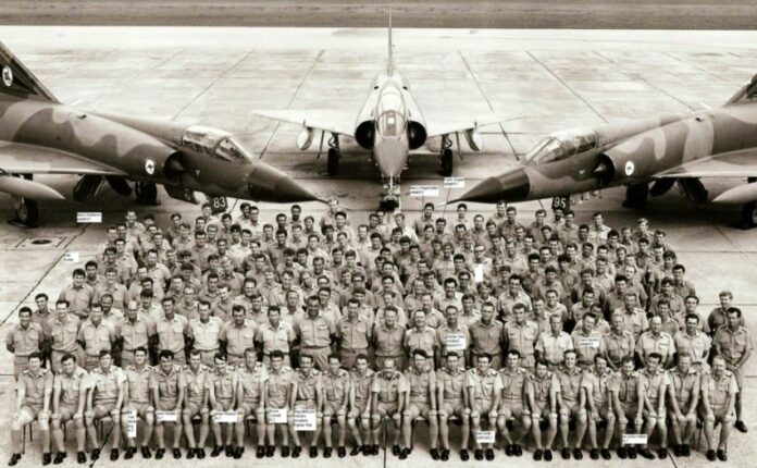 Troops at the butterworth airbase in Malaya