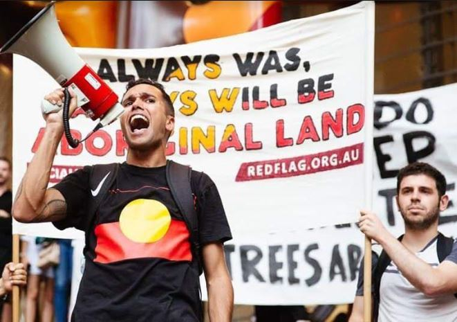 Aboriginal Protests