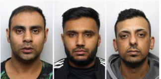 Manchester grooming gang of muslim rapists