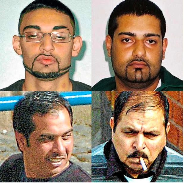 Asian Grooming gangs in Manchester