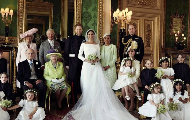 Royal family's diversity disaster