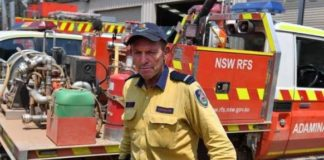 Tony Abbott Fighting Fires Climate Change