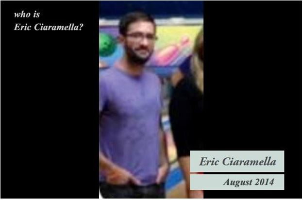 Eric Ciaramella in august 2014 was in Ukraine fomenting corruption and revolution
