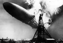 hindenburg disaster hydrogen not a fuel