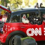CNN Clowns in a car