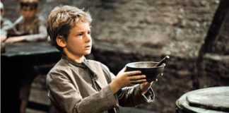 Oliver Twist with porridge