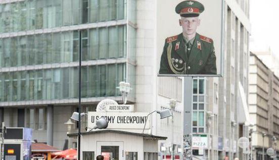 Checkpoint Charlie socialist failure