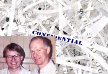 Kevin Rudd wayne goss shredding documents