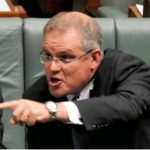 Morrison throws out foreigners