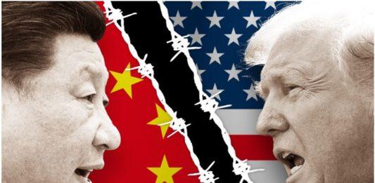 Trump and Xi prepare for war