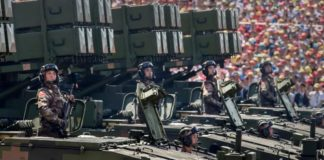 Chinese nationalism driving their military