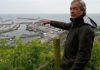 NIgel Farage in Dover