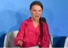Greta Thunberg United Nations