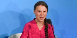 Greta Thunberg United Nations