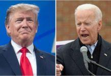 Donald Trump trolling Joe Biden
