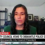 Lisa Bender defunding the police