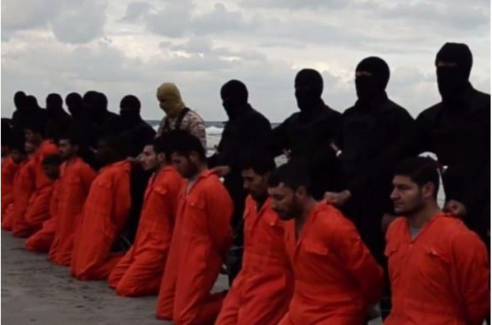 ISIS Beheads Christians