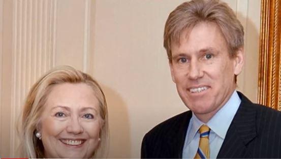 Hillary Clinton Chris Stevens