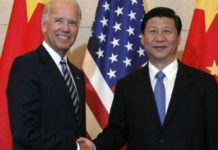 Joe Biden and Xi