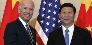Joe Biden and Xi