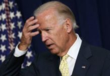 Joe Biden Confused
