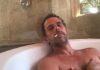 Hunter Biden in the Bath