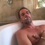 Hunter Biden in the Bath
