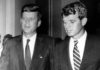 JFK and Bobby Kennedy
