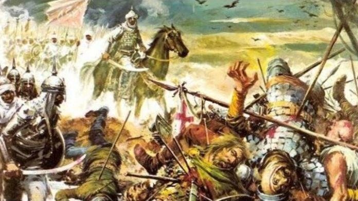 Islamic conquest of Spain